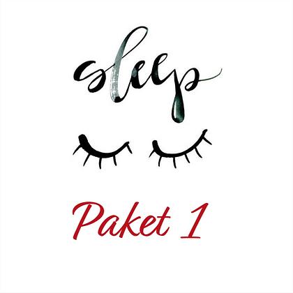 Schlaf-Paket 1