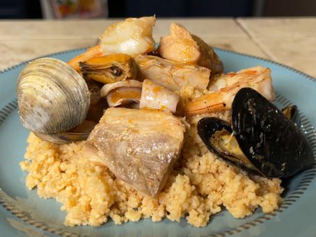 Couscous Alla Trapanese Recipe | Authentic Sicilian Couscous