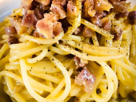 Classic Carbonara | Authentic Spaghetti alla Carbonara Recipe