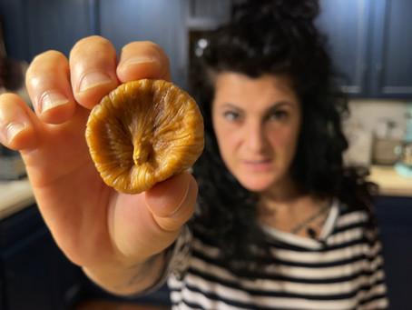 Fichi Imbottiti | Italian Stuffed Fig Recipe