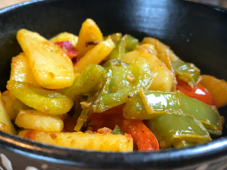"""Pipi e Patati"" - Calabrian Peppers & Potatoes 