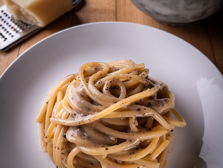 How to Make Cacio e Pepe | Authentic Italian Recipe