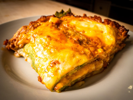 Lasagna Alla Bolognese | Authentic Italian Lasagna Recipe