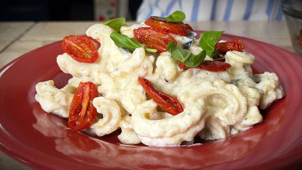 cascatelli-pasta-review-sfoglini-dan-pashman-sporkful-recipe