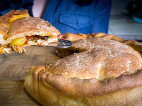 Tiella di Gaeta Recipe | Italian Seafood Pie