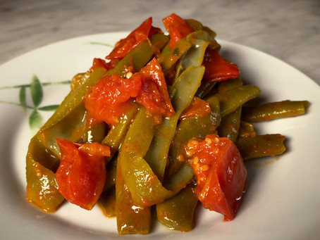 Italian Green Beans Recipe | Simple & Delicious Italian Side Dish