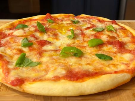 Pizza al Padellino | Italian Pan Pizza Recipe