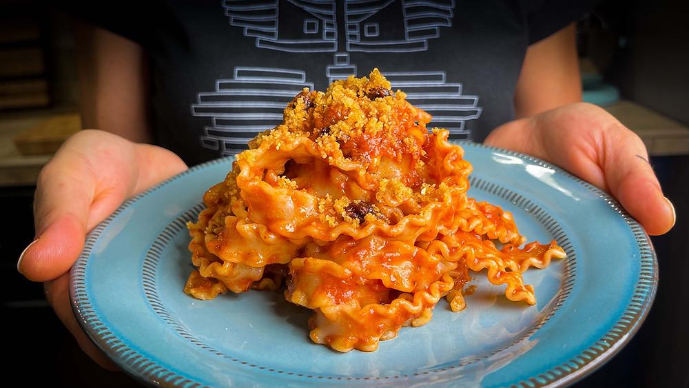 pasta-anchovy-c'anciova-anciova-sicilian-sicily-italy-recipe