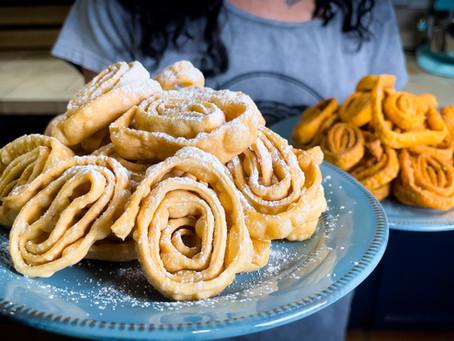 Fried Pasta Recipe | The REAL Italian Pasta Chips