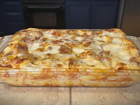 Vincisgrassi | Italian Marche Lasagna Recipe