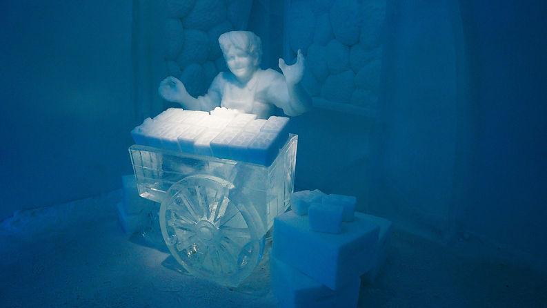 Ice hotel Kiruna