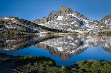 Banner Peak Reflection