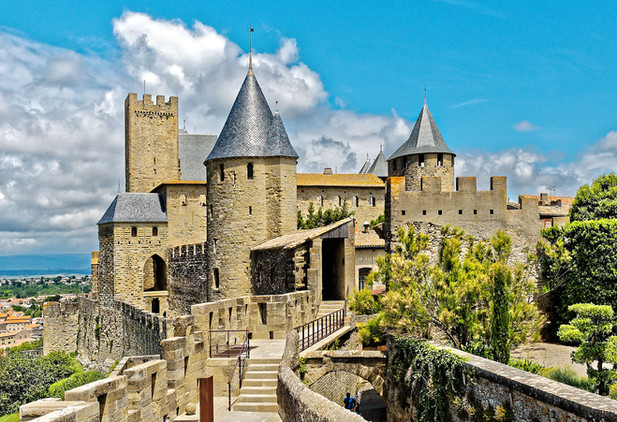 La Carcassone - Southern France