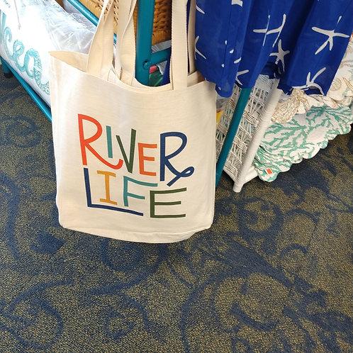 River Life Tote