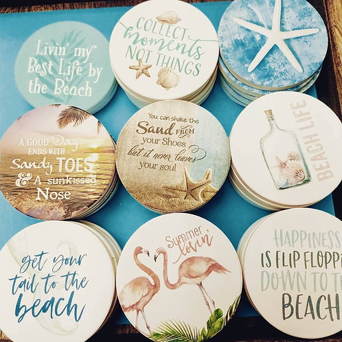 Coasters for cruising