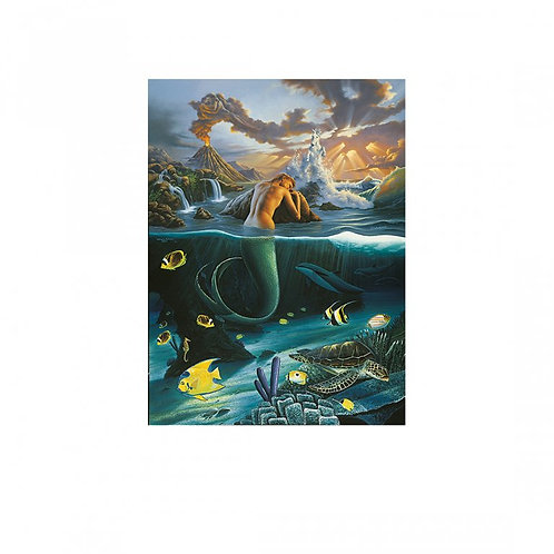 Wyland Fine Art -  matted mini print