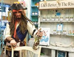 A Pirate sited