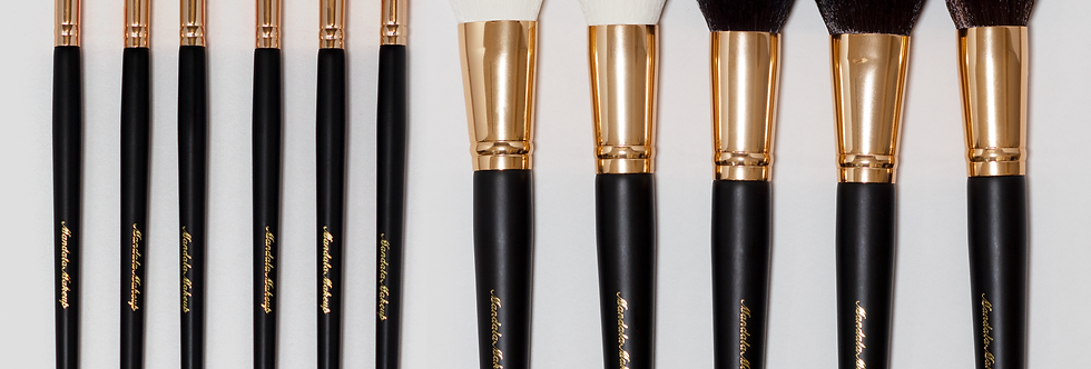 So Golden Brush Collection