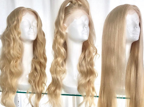 Boss Blonde Full Lace Wigs