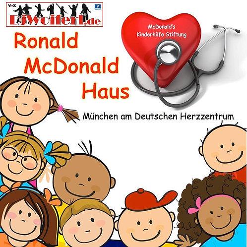 DEINE Spende für die McDonald's Kinderhilfe Stiftung München