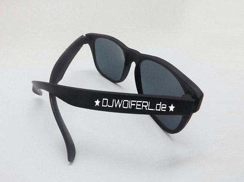 DJWOIFERL Partybrillen in 2 Farben