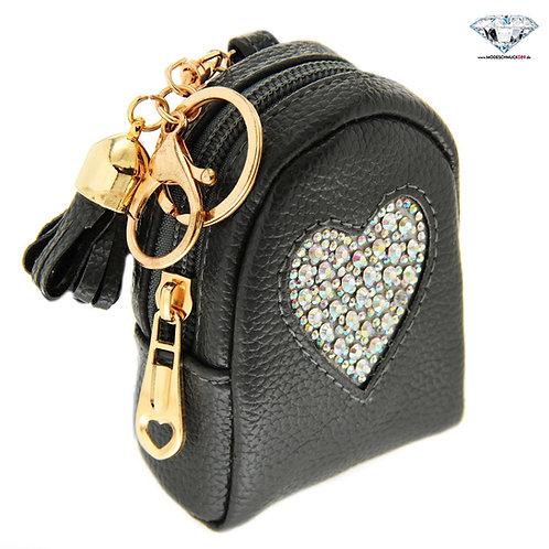 Schlüsselanhänger HEART ON BAG