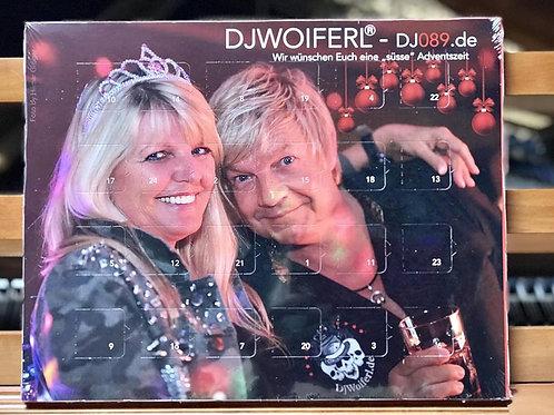 DJWOIFERL Adventskalender 2018
