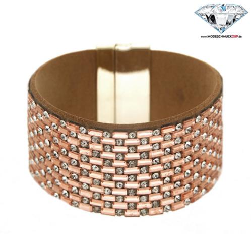 Armband TYA gold/crystal