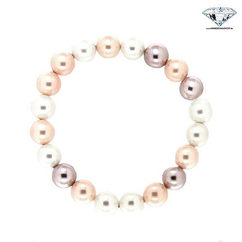 Armband  SITANA rose/pearl
