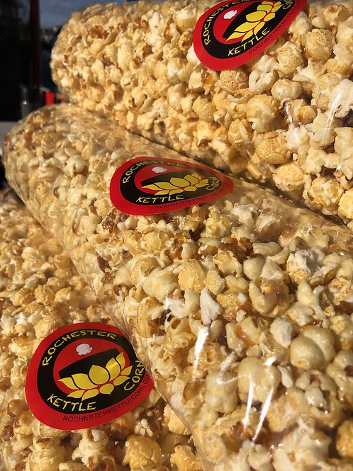Large Bags of Kettle Corn