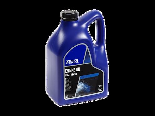 VDS 3  15W40 oil (5 litres)