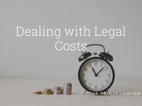 Dealing with Legal Costs