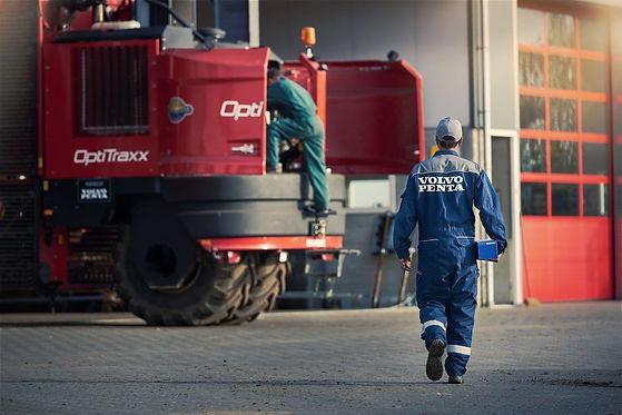 Volvo Penta Service Technician