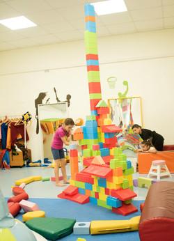 מגדל קוביות