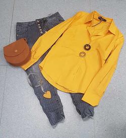 מכנסיים-וחולצה