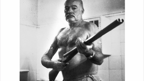 ARMED AND INDEFENSIBLE: HEMINGWAY