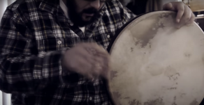 Try drumming to relax into a meditative state