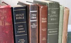 BIBLE, BIBLE, WHOSE BIBLE?