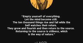How I Shambled into Taoism