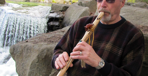 The Healing Power of the Flute