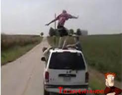 Surf no carro