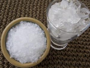 Gelo e Sal