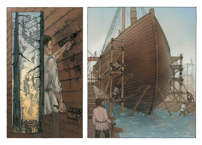 The Newport Medieval Ship
