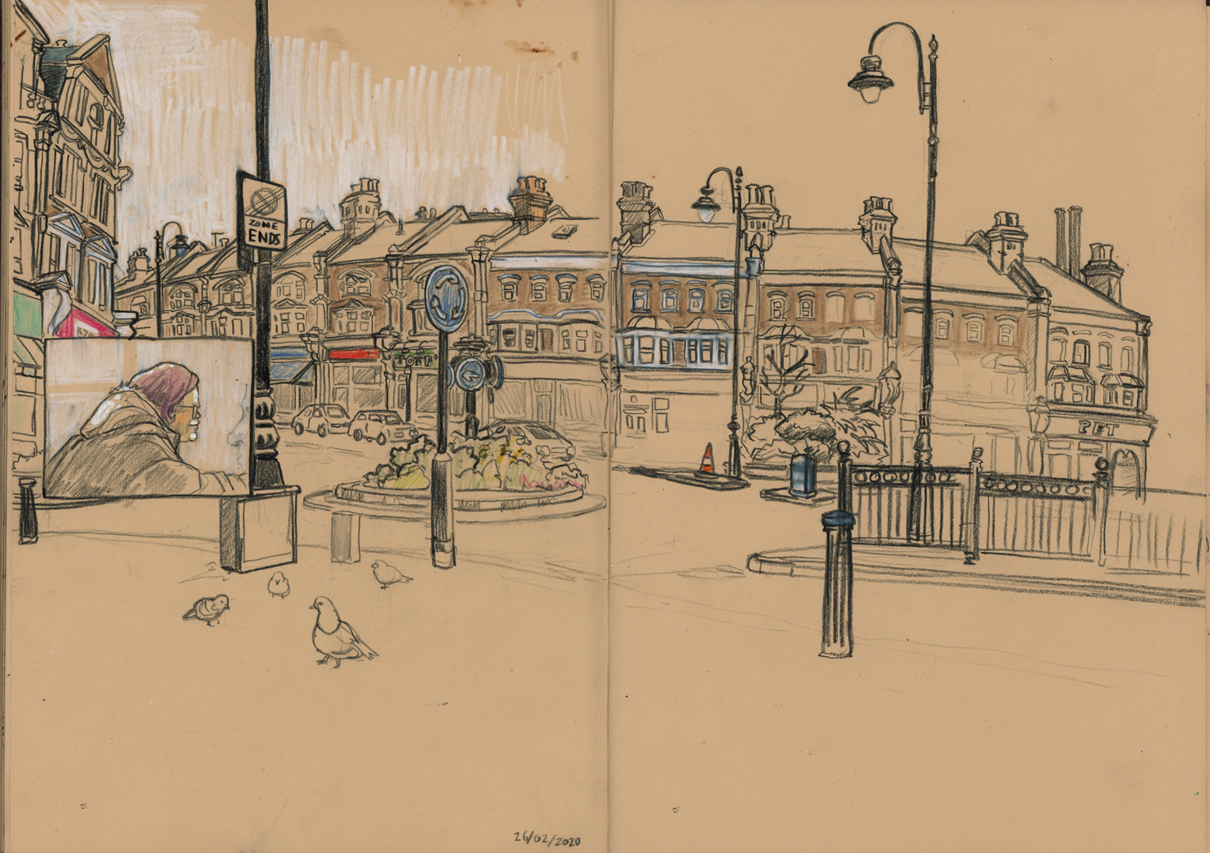 muswell hill - willem hampson