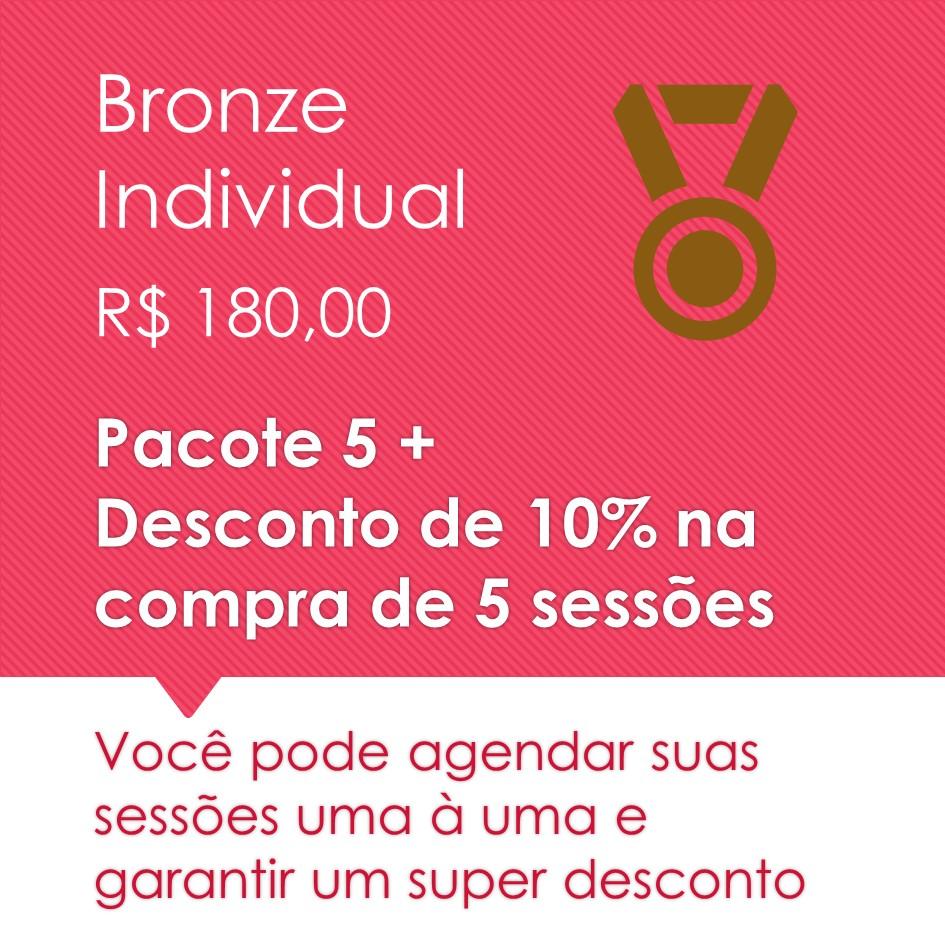 Pilates Individual Bronze 5+
