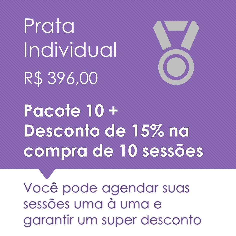 Pilates Individual Prata 10+