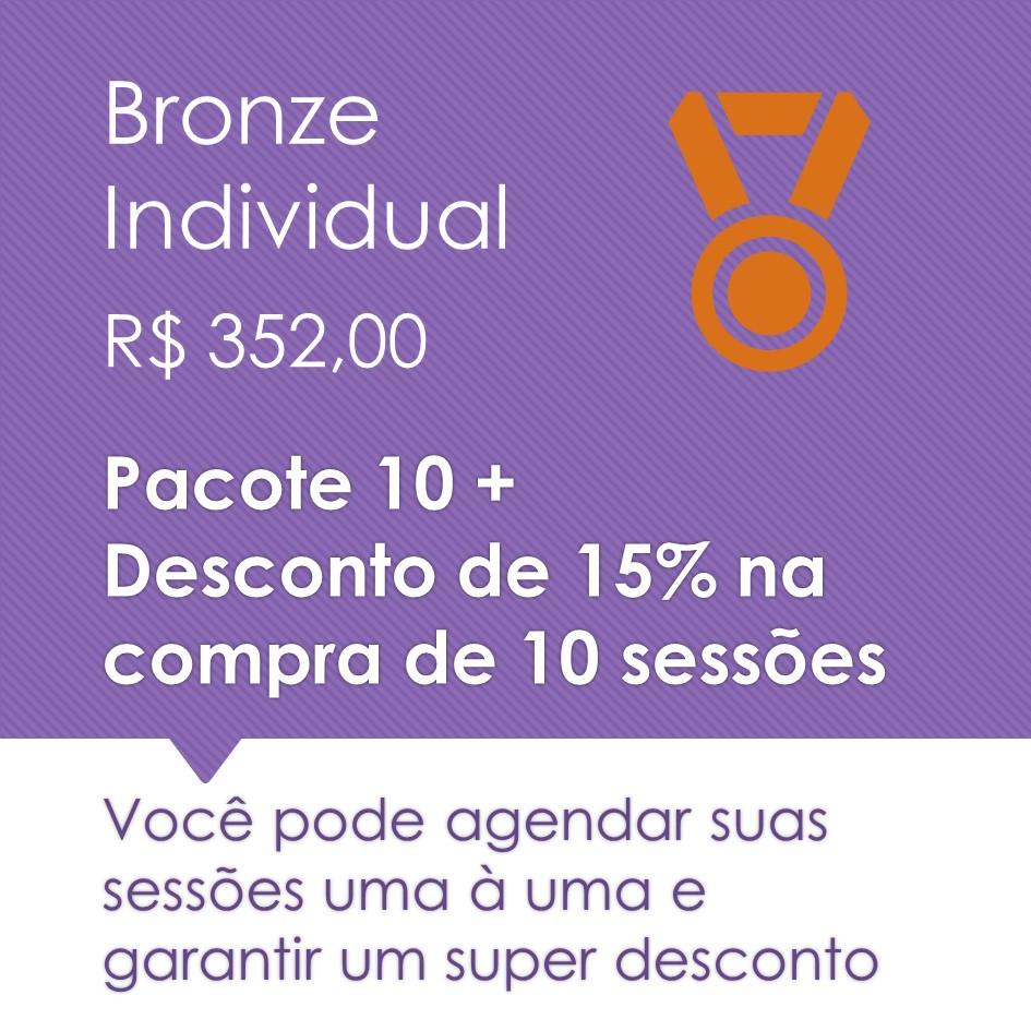 Pilates Individual Bronze 10+