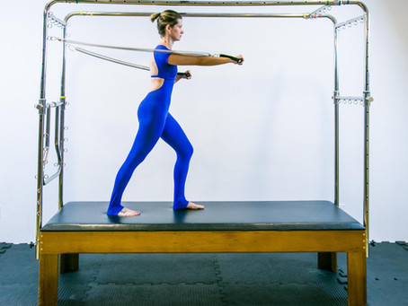 Como o Pilates contribui para os atletas