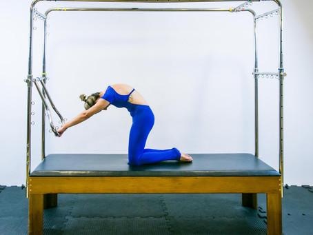 Como o Pilates pode me ajudar depois da gestação?