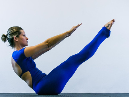 Como fazer Pilates para os abdominais?